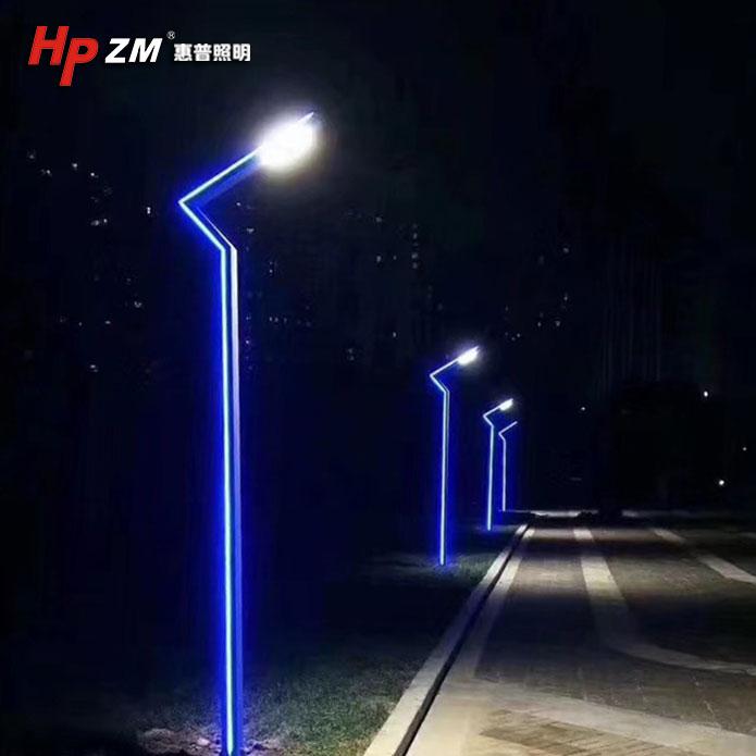 LED 铝材型景观灯
