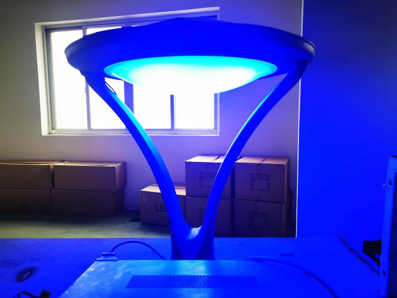 LED RGBW庭院灯